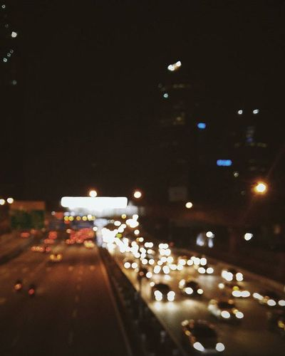almost midnight / 07.04.16 . . . . . Blurredonpurpose Chasinglight Bokeh Recklessimage Mymindfulyear Verilymoment LGG4 Vscocam Nightlights Mytinyatlas Simplicity