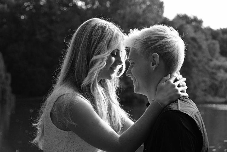 Shades Of Grey Couple Love Open Edit Authentic Moments Moment The Moment - 2015 EyeEm Awards Summer Time