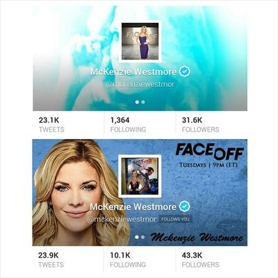 S/O @MWestmore I helped her gain (10,000+) new fans on Twitter over the last month! SkeCityMarketing