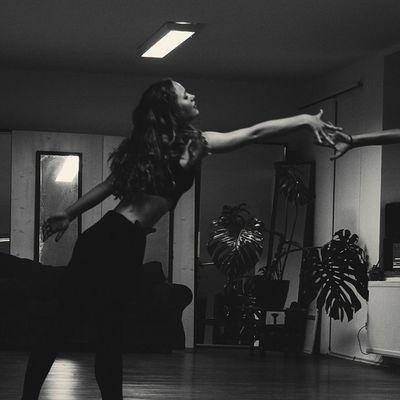 Ballett Dancing Passau Kunstnacht