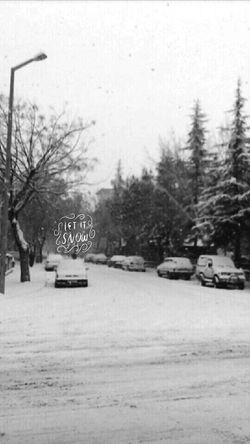 Winter In My Country Inturkey Winterinturkey Snow ❄