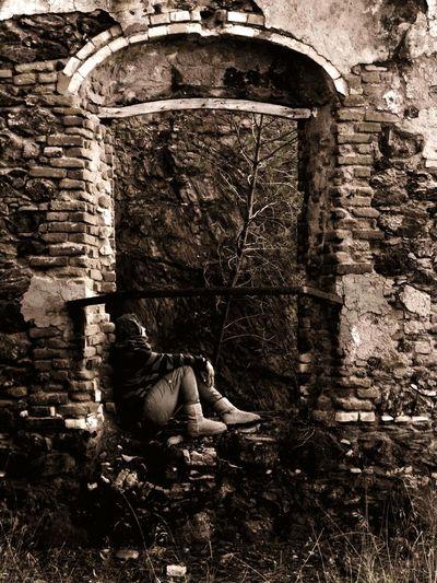 Abandoned Mina Riotinto
