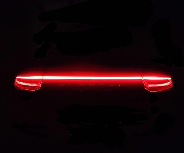 911 Red Red Light Porsche love