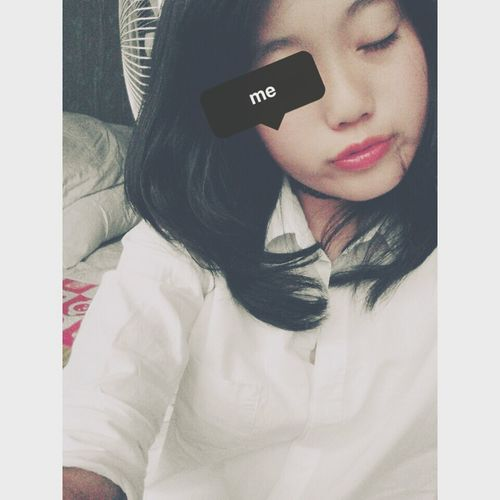 GM☀ That's Me :) Selca Selfies Japanese Girl Hi! Girls 150913 Sunday