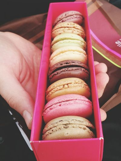 Paris, France  Travel Macarons Sweets Holiday♡ Colorful Tasty