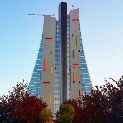 Ataşehir Finans Umraniye Yenisehir Soyak Istanbuldayasam Turkey World Nice Nice Day