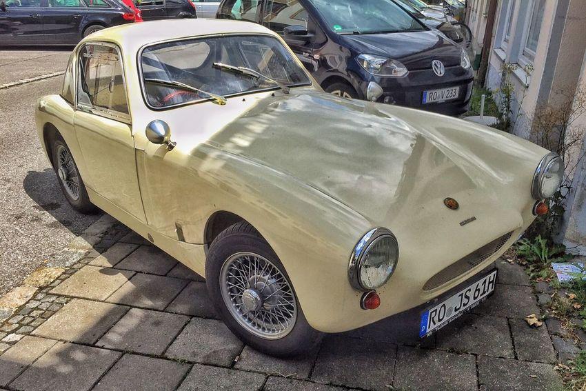 Austin Healey Oldtimer Classic Car