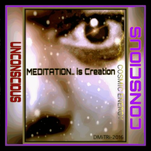 Meditation Conscious Expression Quantum Physics Cosmic Energy Enlightenment Metaphysic Collective Conscious