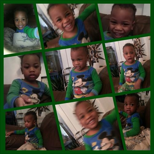 KJ Being Silly (: