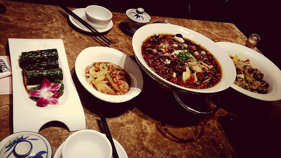 Dinner Hothothot 卖飞佛