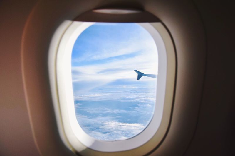 """...fly way back home."" Nikon Nikonphotography Photooftheday Photography Photographer EyeEmNewHere EyeEmBestPics EyeEm Best Shots EyeEm Selects EyeEm Best Edits Close-up Check This Out Airplane Air Vehicle Flying Mode Of Transportation Transportation Window Mid-air Travel Sky Cloud - Sky Vehicle Interior Journey Nature Commercial Airplane Motion Looking Through Window Aircraft Wing Glass - Material The Traveler - 2018 EyeEm Awards Capture Tomorrow"