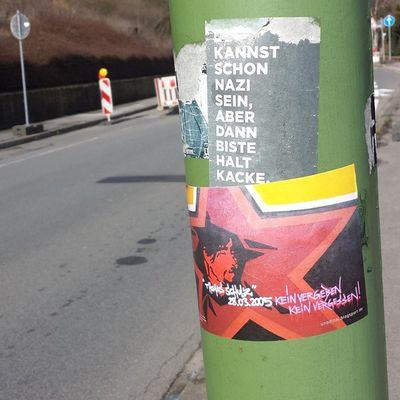 28.03. in Dortmund Neonazis stoppen! Thomas Schulz - das war Mord! Schmuddel Zehn jahre gedenken kein vergeben kein vergessen antifa nonazisdo