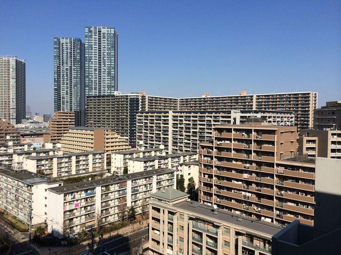 Ordinary Day Blue Sky Buildings & Sky