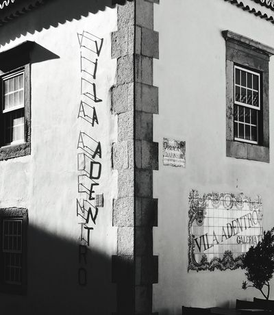 Light and Shadows Black And White Light And Shadow Text Architecture Building Exterior Graffiti Communication No People Outdoors