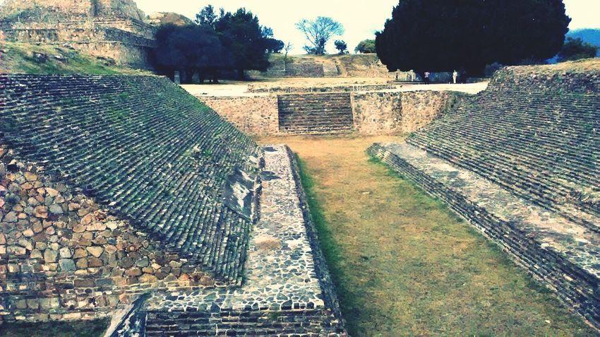 Arqueology Fantastic Culture Zapoteca