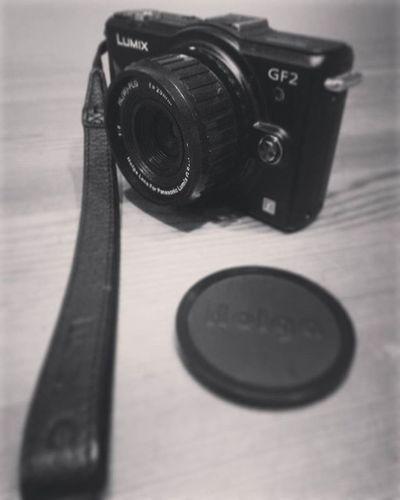 カメラ マイクロフォーサーズ パナソニック ルミックス GF2 Lumix Panasonic  Camera Microfourthirds Holga Holgalens ホルガ ホルガレンズ