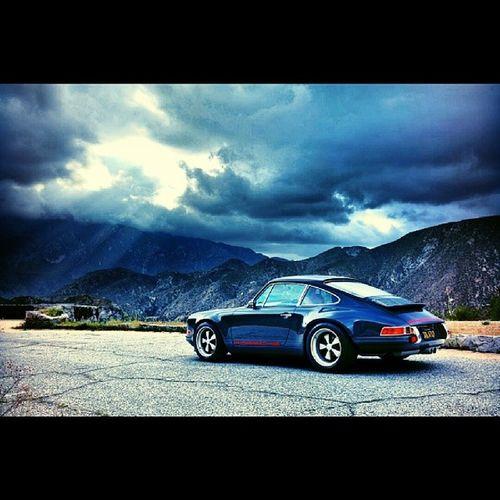 The perfect porsche 911 singer 911 Porsche911 Singerporsche Porschesinger 911singerblack911porscheclassicclassic911retrovintage