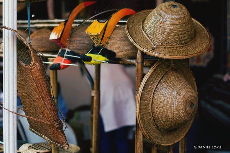 India ArunachalPradesh Traditonal Cap Hornbill HEAD Local bag ( nara ) Lieblingsteil The City Light Carnival Crowds And Details EyeEmNewHere