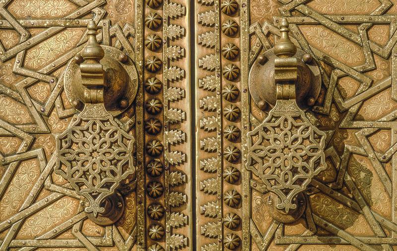 Golden Door of