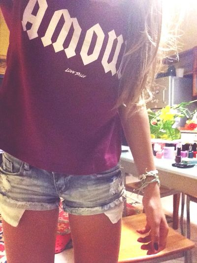 Outfit ❤️ Girl Outfit Tally Weijl Amour
