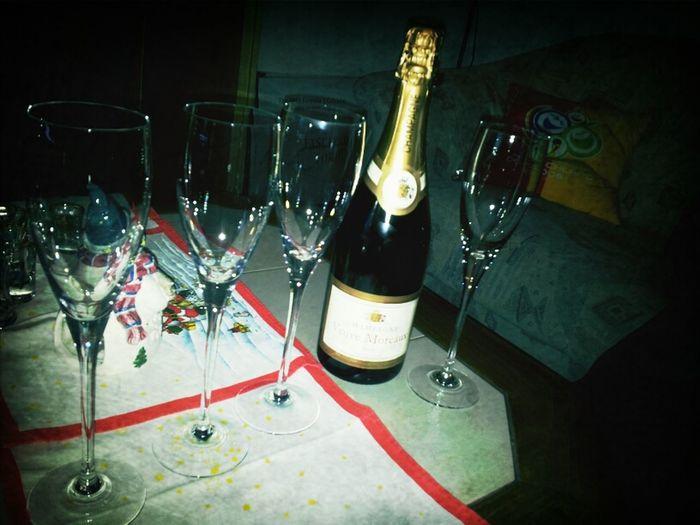 Champagner für die geilsten :)