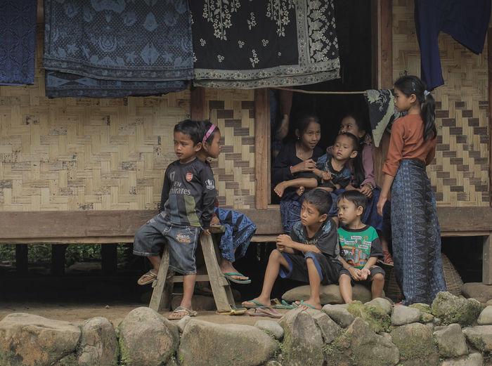 kanekes child Etnic Traditional Culture Java Sunda INDONESIA Tribe EyeEmNewHere Tourism Nature Travelling Forest