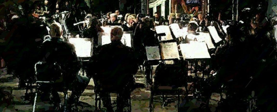 NEM Painterly Symphony Orchestra Impressionism NEM Mood Obsessive Edits Dreaming Make Magic Happen
