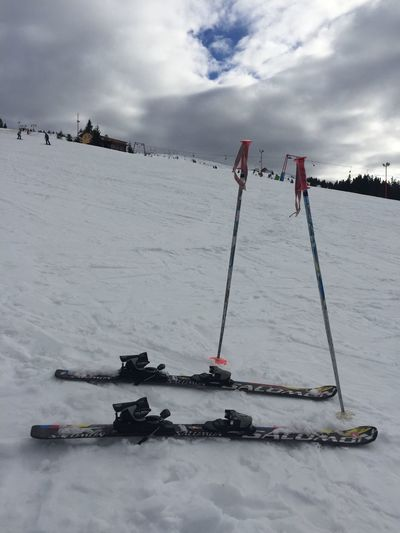 let's ski!