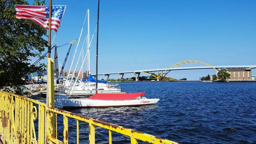 Kayak Port Of Milwaukee Urban Exploration