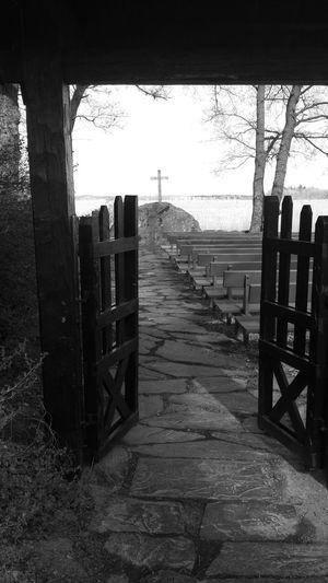 Church Taking Photos Black & White EyeEm Best Edits