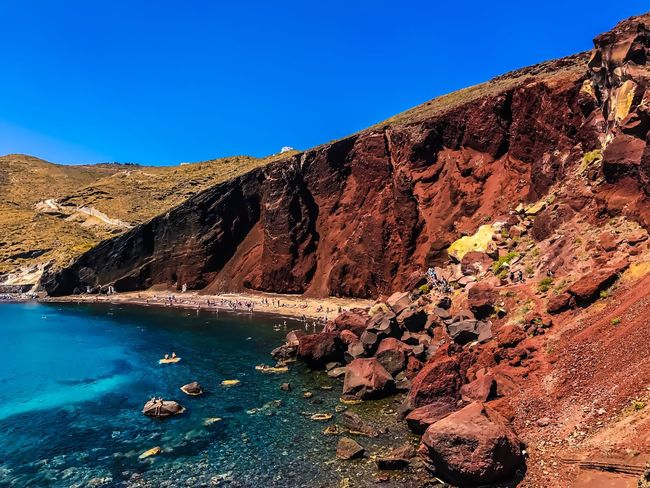 Red Beach Santorini 9392687