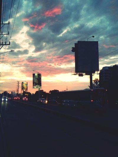 Sky And Clouds Costarica2016 Sabana En La Ciudad