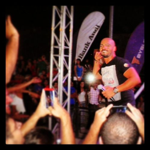 Joseph_attieh Josephattieh Sony XPERIA ajaltoun lebanon lebanese festival concert singer star stage fans like4like likeforlike followers