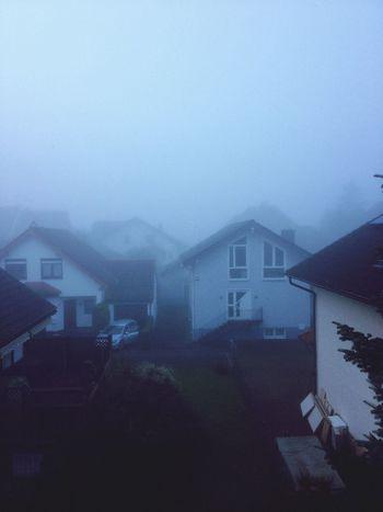 Oktober Fog :) Hello World Enjoying Life Taking Photos Dark Thoughts