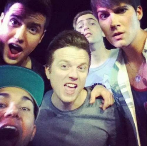 Big Time Rush Favorite Singers Actors BFFS© Bestboybands