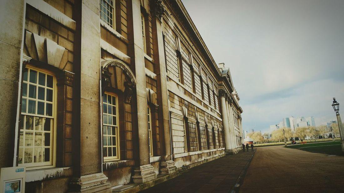 21st Birthday! London Greenwich Naval College
