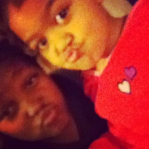 Me And My Niece ..