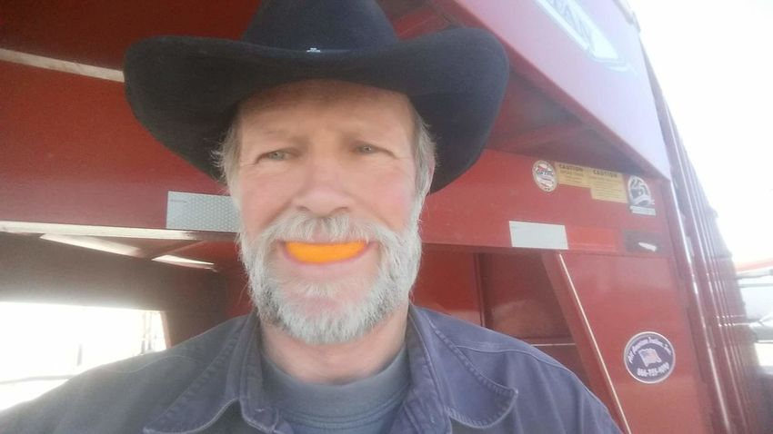 Close-up Cowboy Funny Faces Funny Picture Headshot Lifestyles Looking At Camera Portrait Real People