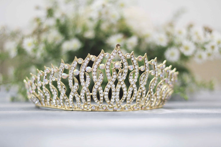 Crown of Wedding Crown Queen Beauty In Nature Close-up Crownroyal Day Flower Flowering Plant Focus On Foreground Fragility Freshness Growth Nature No People Outdoors Pattern Plant Selective Focus Single Object Still Life Table Vulnerability