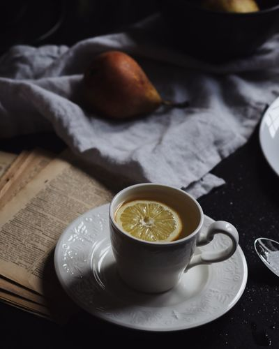 Coffee Cup Drink Coffee - Drink Refreshment Food And Drink Cup Saucer Still Life Freshness Food Day Breakfast Healthy Eating Tea - Hot Drink Table