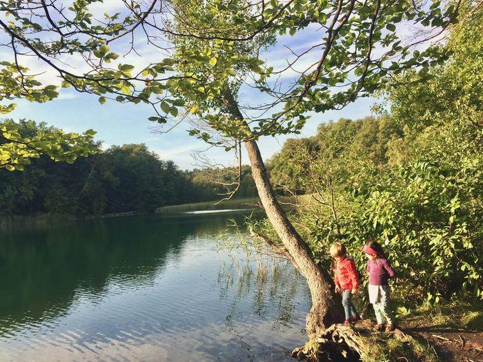 Kids Lake