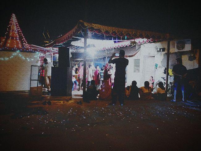 Capture The Moment indian festivel nav ratri