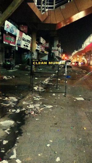 Clean mumbai looks like this
