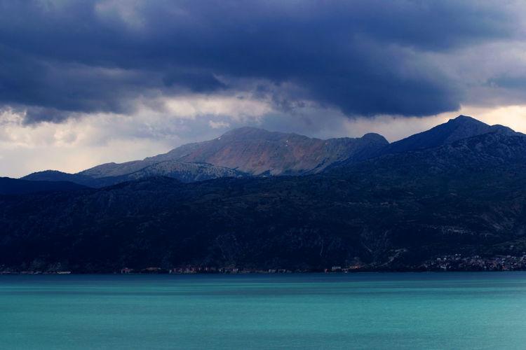 Lake Egirdir in