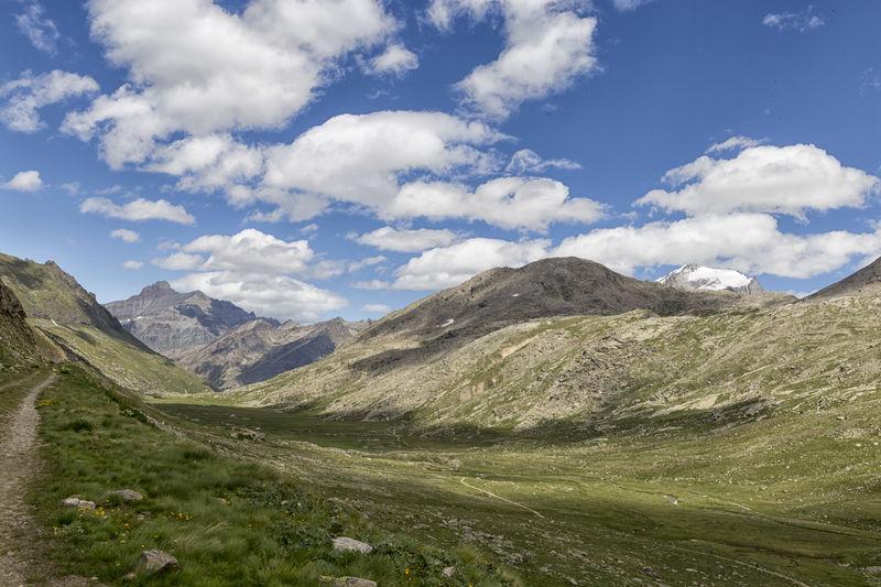 Nivolet Alpine Gran Paradiso Alpi Alpine Lake Alpine Landscape Alps Ceresole Ceresole Reale Gran Paradiso National Park Mountains Moutain Nivolet