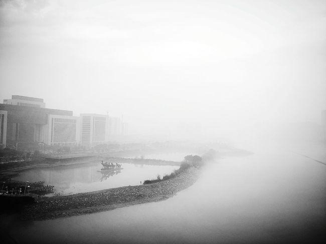 清明节·福州·大雾 Mobile Photography 福州