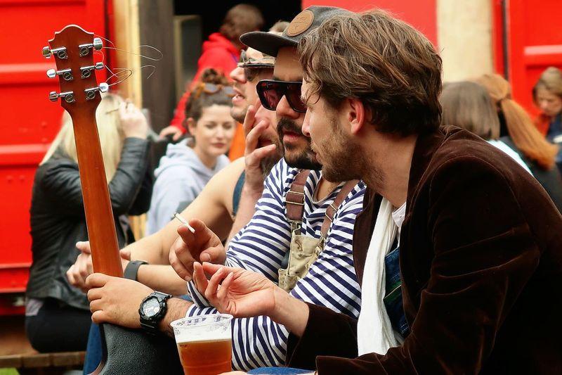 People Brighton Fringe Festival Season The Portraitist - 2017 EyeEm Awards Beer Garden Musicians Brighton