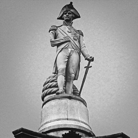 Trafalgar Nelson's Column