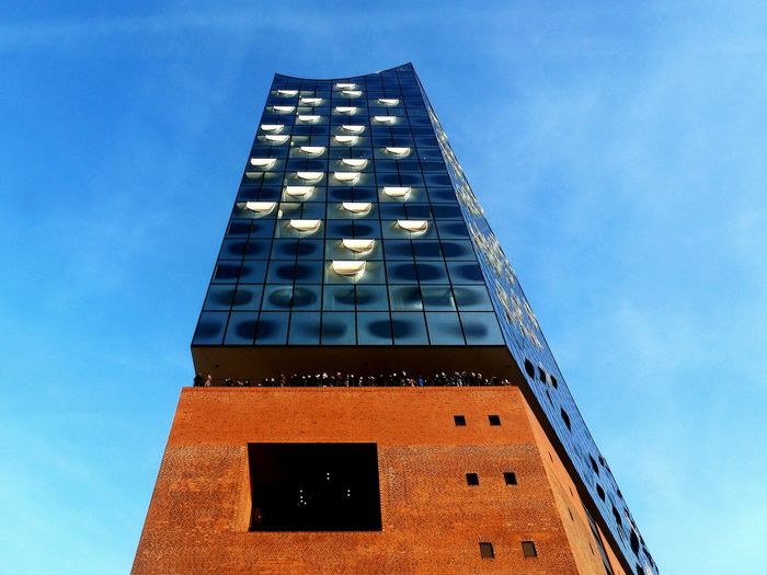 ELPHI The Architect - 2017 EyeEm Awards Architecture Low Angle View Cityscape Elbphilharmony Elbphilharmonie Hamburg Hafen City Facades Facade Colours Facade Detail Architectural Detail Architectural Design Neighborhood Map Hamburg Your Ticket To Europe The Week On EyeEm The Graphic City Stories From The City Adventures In The City