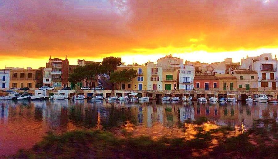Mallorca Summer Evening 2015 Enjoying The View